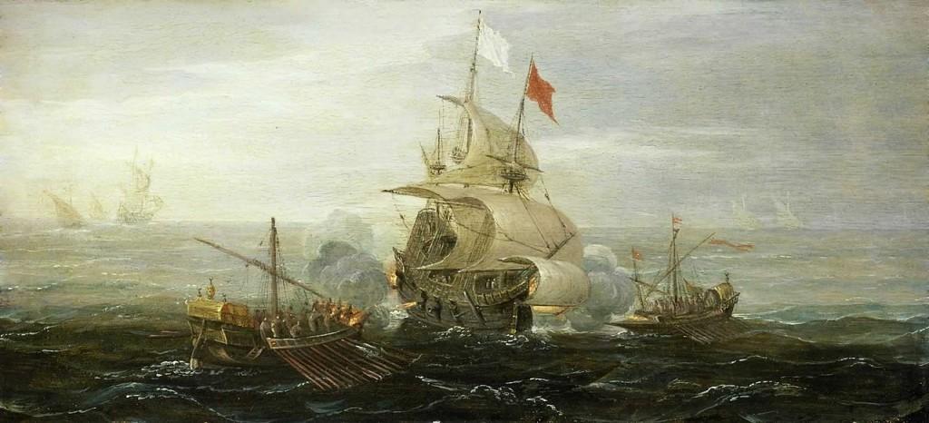Battaglia in mare