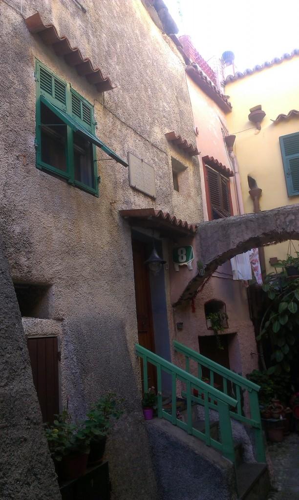Casa di Andrea Anfosso