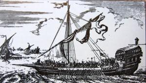 Nave-corsara